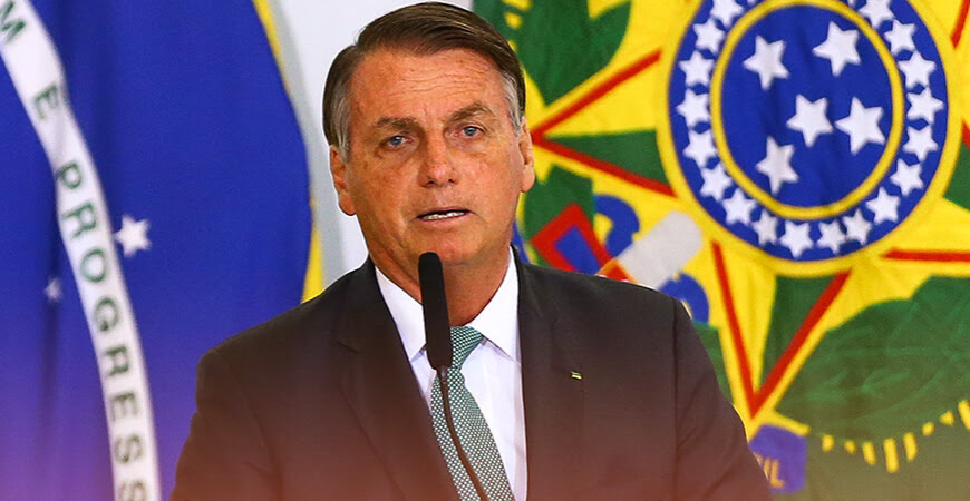 Bolsonaro sanciona LDO e criação do Auxílio Brasil já está autorizada